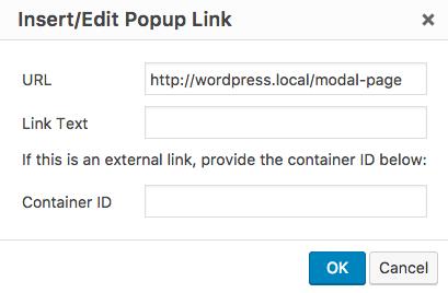 Open WordPress Post in Modal Without Plugin - Allure Web