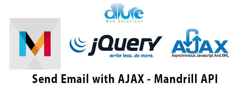 Send Emails Using Ajax and Mandrill