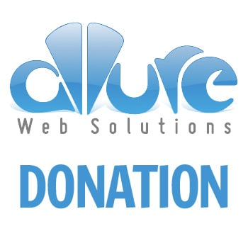 Donate to Allure Web Solutions