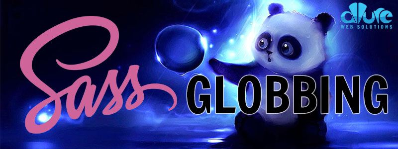 How To Glob: Stop Importing SCSS And Start Globbing SCSS