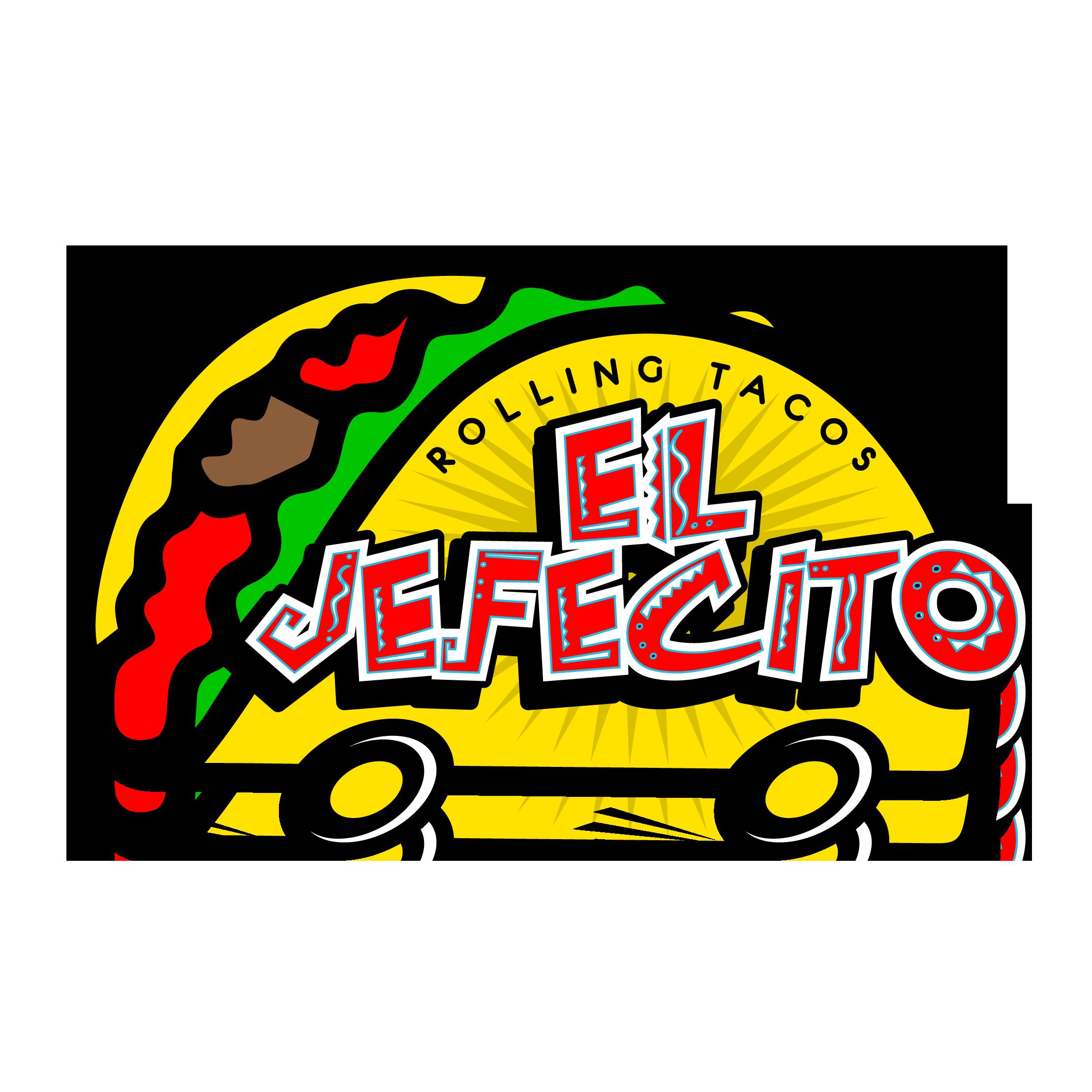 El Jefecito Food Truck Logo